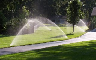 Irrigation Service and Installation