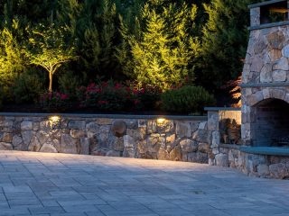 Landscape Lighting Service and Installation